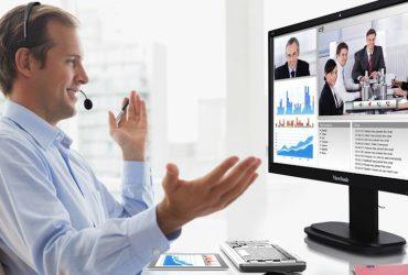 Videoconferencia sobre Colegio Digital